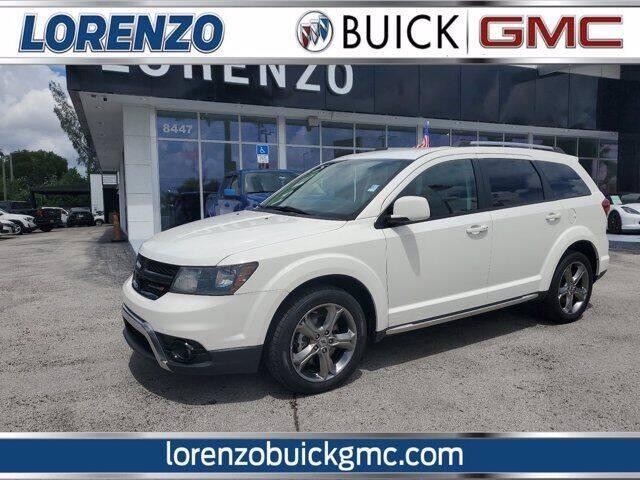 2018 Dodge Journey for sale at Lorenzo Buick GMC in Miami FL