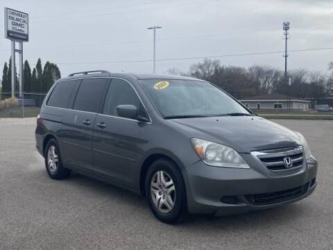 2007 Honda Odyssey for sale at Betten Baker Preowned Center in Twin Lake MI