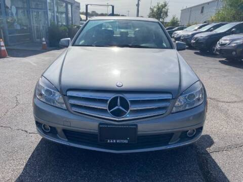 2011 Mercedes-Benz C-Class for sale at A&R Motors in Baltimore MD