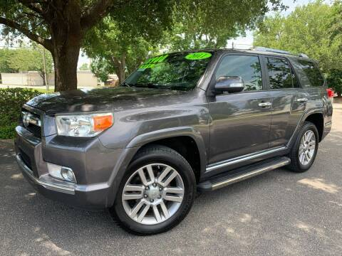 2011 Toyota 4Runner for sale at Seaport Auto Sales in Wilmington NC