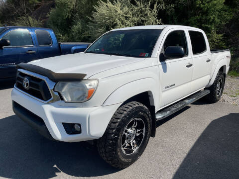 2014 Toyota Tacoma for sale at Turner's Inc in Weston WV