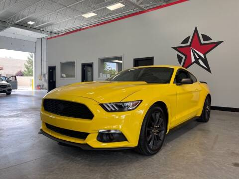 2016 Ford Mustang for sale at CarNova - Shelby Township in Shelby Township MI