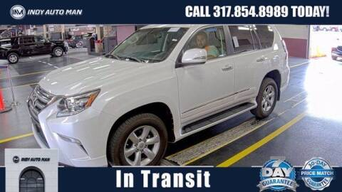 2018 Lexus GX 460 for sale at INDY AUTO MAN in Indianapolis IN