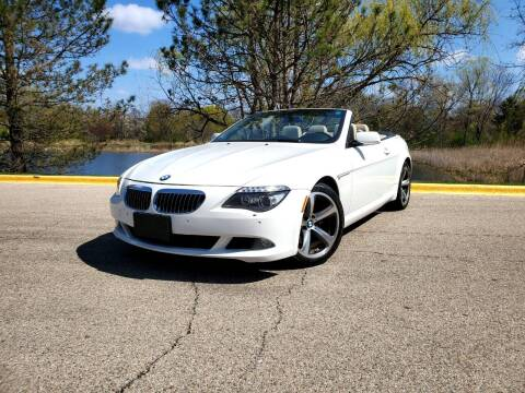 2009 BMW 6 Series for sale at Excalibur Auto Sales in Palatine IL
