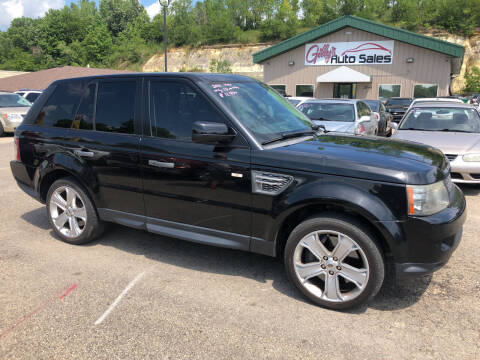 2011 Land Rover Range Rover Sport for sale at Gilly's Auto Sales in Rochester MN