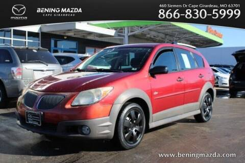 2005 Pontiac Vibe for sale at Bening Mazda in Cape Girardeau MO