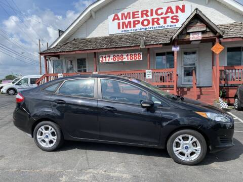 2015 Ford Fiesta for sale at American Imports INC in Indianapolis IN