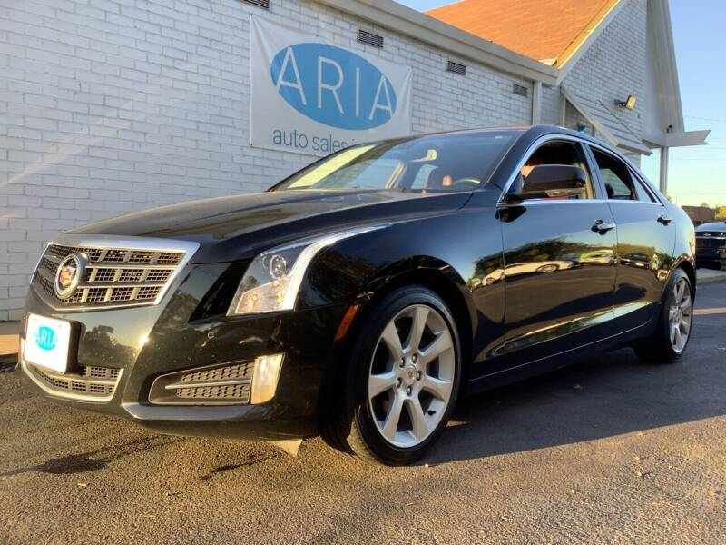 2013 Cadillac ATS for sale at ARIA AUTO SALES in Raleigh NC