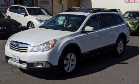 2012 Subaru Outback for sale at CARSTER in Huntington Beach CA