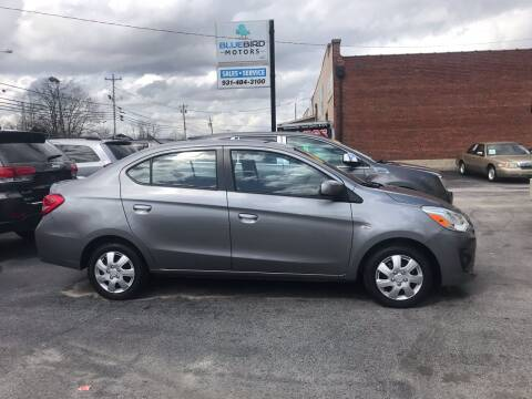 2018 Mitsubishi Mirage G4 for sale at Blue Bird Motors in Crossville TN