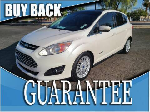 2013 Ford C-MAX Hybrid for sale at Reliable Auto Sales in Las Vegas NV