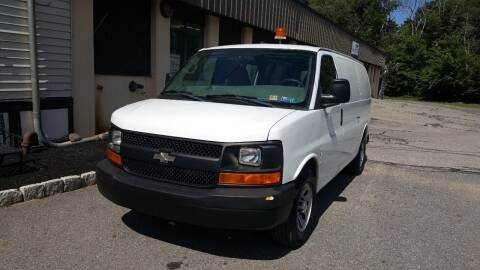 2009 Chevrolet Express Cargo for sale at MOTTA AUTO SALES in Methuen MA