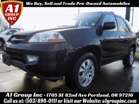 2003 Acura MDX for sale at A1 Group Inc in Portland OR