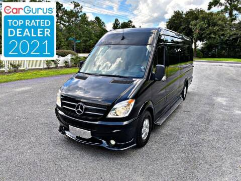2009 Dodge Sprinter Cargo for sale at Brothers Auto Sales of Conway in Conway SC