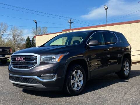 2019 GMC Acadia for sale at North Imports LLC in Burnsville MN