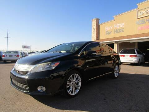 2010 Lexus HS 250h for sale at Import Motors in Bethany OK