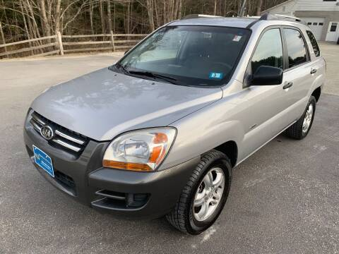 2006 Kia Sportage for sale at Advance Auto Group, LLC in Chichester NH