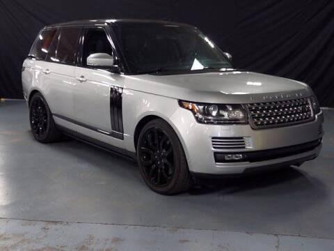 2015 Land Rover Range Rover for sale at DeluxeNJ.com in Linden NJ