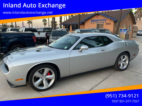 2010 Dodge Challenger for sale at Inland Auto Exchange in Norco CA