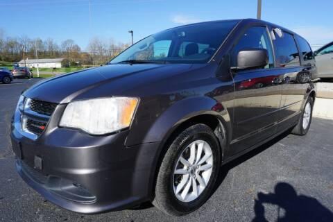 2015 Dodge Grand Caravan for sale at MyEzAutoBroker.com in Mount Vernon OH