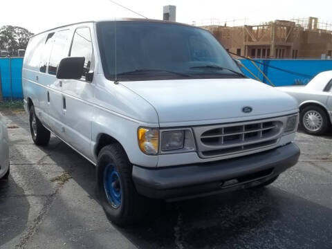 1999 Ford E-150 for sale at PJ's Auto World Inc in Clearwater FL