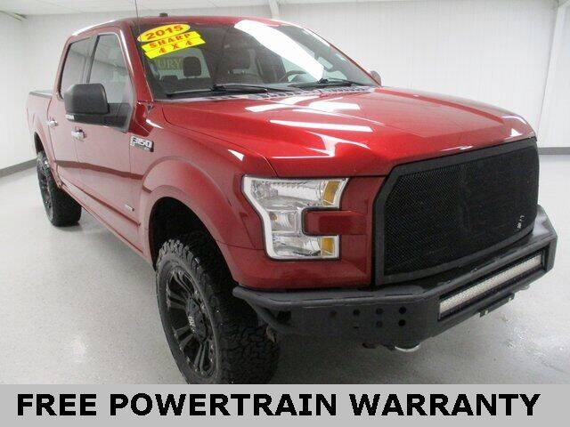 2015 Ford F-150 for sale at Sports & Luxury Auto in Blue Springs MO