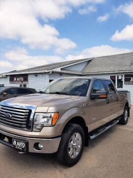 2012 Ford F-150 for sale at JR Auto in Brookings SD