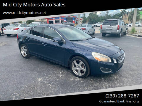 2012 Volvo S60 for sale at Mid City Motors Auto Sales in Fort Myers FL