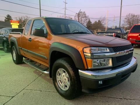 2005 Chevrolet Colorado for sale at Auto Gallery LLC in Burlington WI