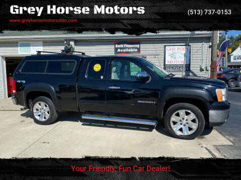 2008 GMC Sierra 1500 for sale at Grey Horse Motors in Hamilton OH