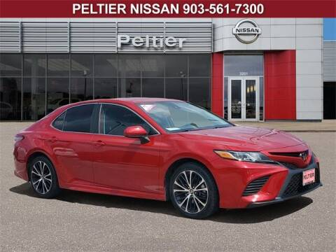 2019 Toyota Camry for sale at TEX TYLER Autos Cars Trucks SUV Sales in Tyler TX