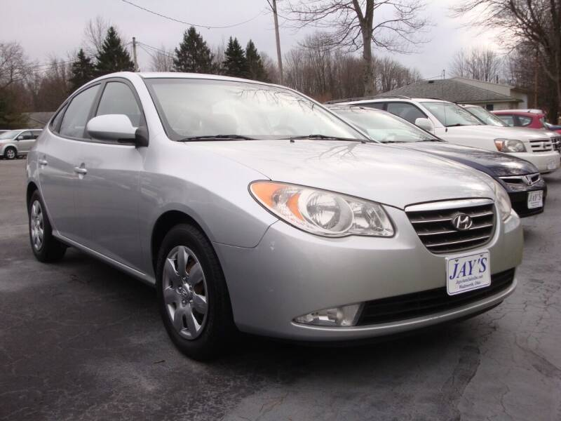 2007 Hyundai Elantra for sale at Jay's Auto Sales Inc in Wadsworth OH