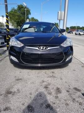 2013 Hyundai Veloster for sale at Boss Automotive in Hollywood FL