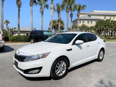 2013 Kia Optima for sale at Gulf Financial Solutions Inc DBA GFS Autos in Panama City Beach FL