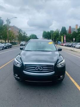 2013 Infiniti JX35 for sale at Hartford Auto Center in Hartford CT