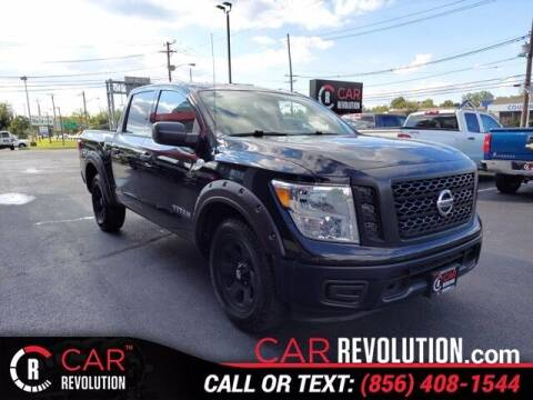 2017 Nissan Titan for sale at Car Revolution in Maple Shade NJ