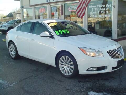 2011 Buick Regal for sale at G & L Auto Sales Inc in Roseville MI