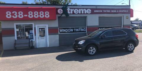 2010 Chevrolet Equinox for sale at Extreme Auto Sales in Plainfield IN