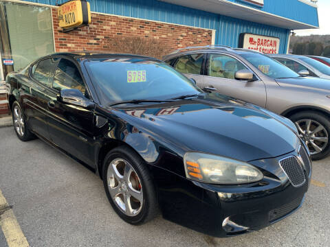 2007 Pontiac Grand Prix for sale at BURNWORTH AUTO INC in Windber PA