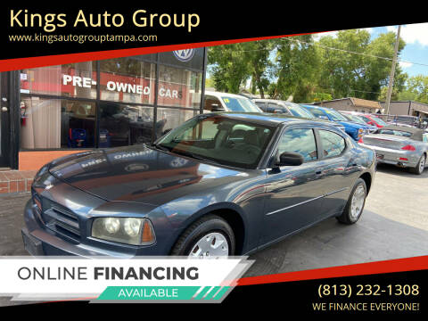 2007 Dodge Charger for sale at Kings Auto Group in Tampa FL