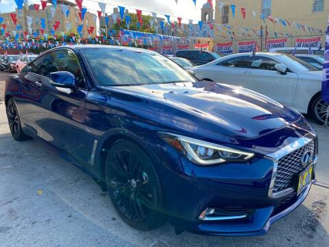 2017 Infiniti Q60 for sale at Elite Automall Inc in Ridgewood NY