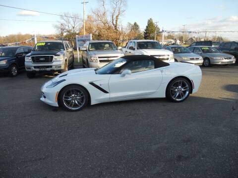 2014 Chevrolet Corvette for sale at All Cars and Trucks in Buena NJ