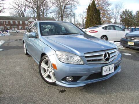2010 Mercedes-Benz C-Class for sale at K & S Motors Corp in Linden NJ