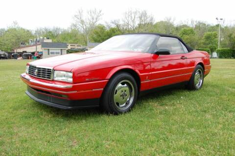1993 Cadillac Allante for sale at New Hope Auto Sales in New Hope PA