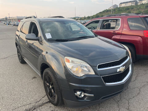 2011 Chevrolet Equinox for sale at Trocci's Auto Sales in West Pittsburg PA