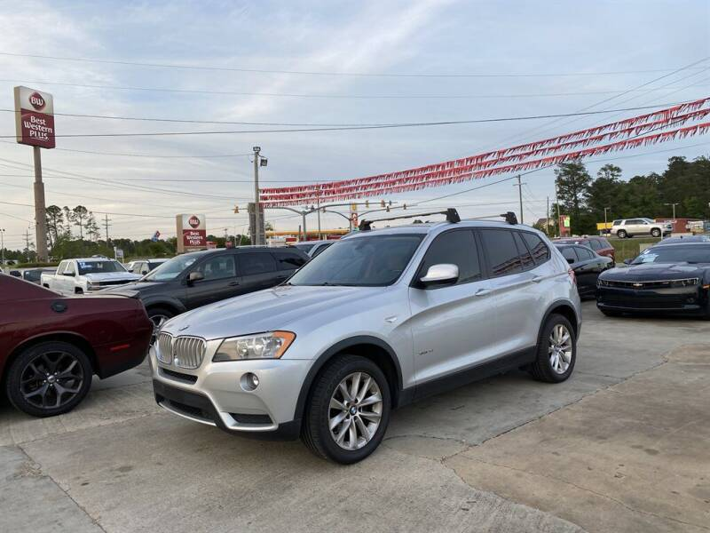 2013 BMW X3 for sale at Direct Auto in D'Iberville MS