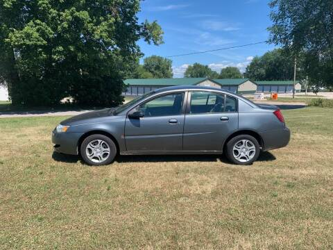 2005 Saturn Ion for sale at Velp Avenue Motors LLC in Green Bay WI