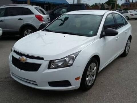 2013 Chevrolet Cruze for sale at Road Runner Autoplex in Russellville AR