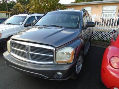 2004 Dodge Durango for sale at Bargain Auto Mart Inc. in Kenneth City FL