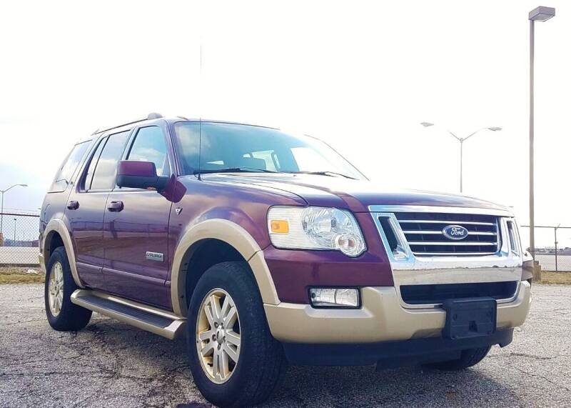 2007 Ford Explorer for sale at A F SALES & SERVICE in Indianapolis IN